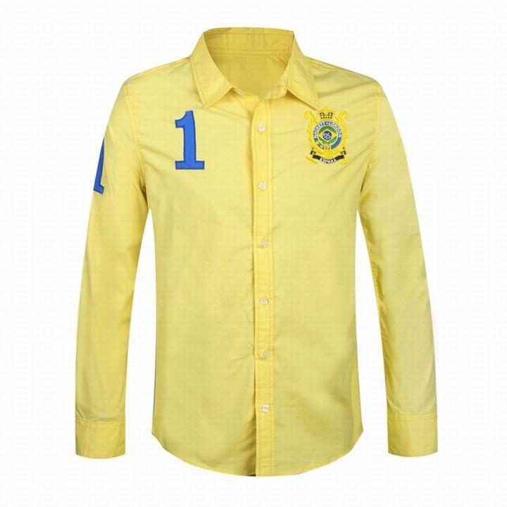 Hackett  shirts Men Hackett long sleeves t shirts hot sale 17
