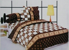 Fashion Bed Sheet LV Bedding Sets Louis Vuitton bedspread accessory hot sale