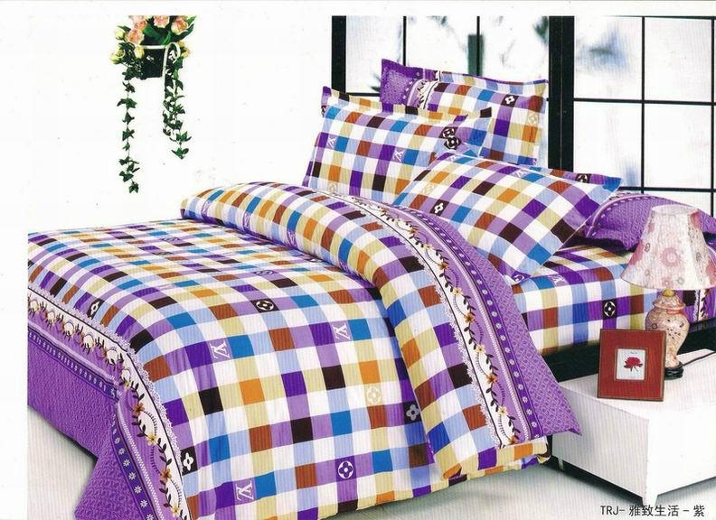 Fashion Bed Sheet LV Bedding Sets Louis Vuitton bedspread accessory hot sale 13