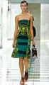 new fashion women prada evening dress fashion dress female clothings