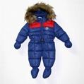 Best Coat down coat Moncler Jacket warm Jacket Kids outwears