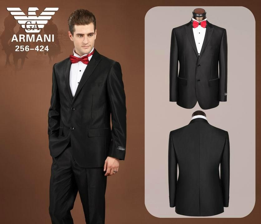 Fashion Armani business suit men suit Top sale suits - armani