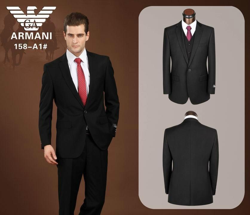 Armani suits fashion coats