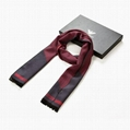 2015 wool scarves top quality men scarf