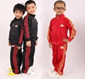 2014 adidas Children kids Classic Tracksuits tranning suits Sports suits sets