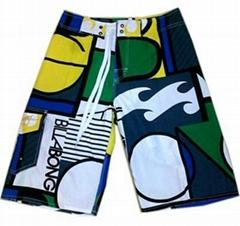 Men Billabong Beach Shorts fashion short pants swim pants