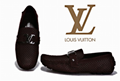 black men shoes fashion loafers leather shoes