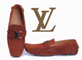 Louis Vuitton shoes LV brown shoes LV loafers