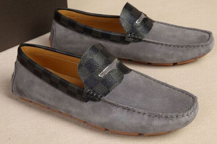 grey men sneakers fashion loafers