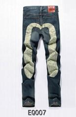 Fashion Evisu men pants