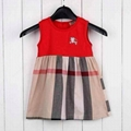2014 burberry Children kids dresses