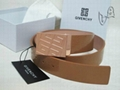 GIVENCHY belts  GIVENCHY  straps GIVENCHY  men belt with original box