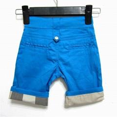 Best burberry shorts pants fashion boy trousers hot sale