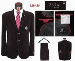 zara business suit men s