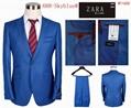 zara business suit men suit normal coats fashion business pants