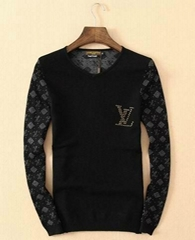 Louis Vuitton mens sweater LV wolly LV swesters lv wollen tshirts