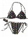 Louis Vuitton Bikini LV triangle bikini top  swimsuit lv bikini