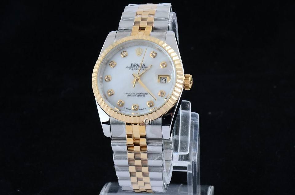 Rolex 35x35cm women Automatic watch fashion women omega watch with original box 18