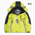 The North Face Children jacket Tracksuits TNF Sports suits sets TNF Coat 14