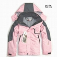 The North Face Children jacket Tracksuits TNF Sports suits sets TNF Coat 12