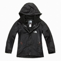 The North Face Children jacket Tracksuits TNF Sports suits sets TNF Coat 7