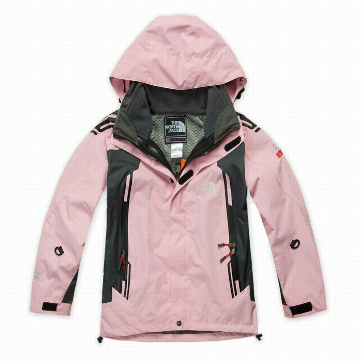 pink color kid coats with fur high quality