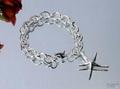 TIFFANCO Bracelets tiffanco bangles tiffanco bacelets tiffanno jewelry with box 20