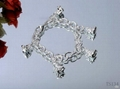 TIFFANCO Bracelets tiffanco bangles tiffanco bacelets tiffanno jewelry with box 19