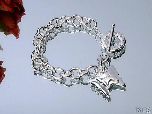 TIFFANCO Bracelets tiffanco bangles tiffanco bacelets tiffanno jewelry with box 13