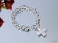 TIFFANCO Bracelets tiffanco bangles tiffanco bacelets tiffanno jewelry with box 10