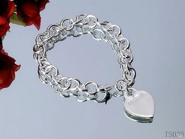 TIFFANCO Bracelets tiffanco bangles tiffanco bacelets tiffanno jewelry with box 9