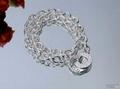 TIFFANCO Bracelets tiffanco bangles tiffanco bacelets tiffanno jewelry with box 4