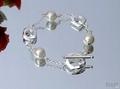TIFFANCO Bracelets tiffanco bangles tiffanco bacelets tiffanno jewelry with box 2