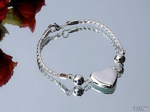 TIFFANCO Bracelets tiffanco bangles tiffanco bacelets tiffanno jewelry with box 1