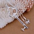 heart women keys tiffany jewelries
