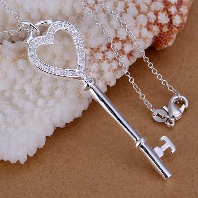 TIFFANCO necklace tiffanco bangles tiffanco bacelets tiffanno jewelry with box 4