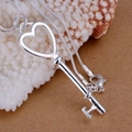 TIFFANCO necklace tiffanco bangles tiffanco bacelets tiffanno jewelry with box 5