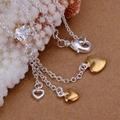 TIFFANCO necklace tiffanco bangles tiffanco bacelets tiffanno jewelry with box 18