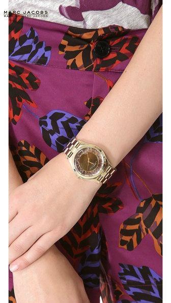 Marc Jacobs Henry Skeleton Series women watcheS fashion clocks