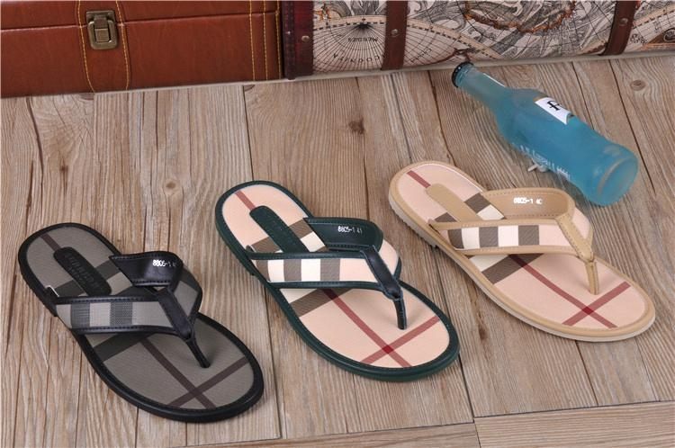 burberry summer shoes slippers