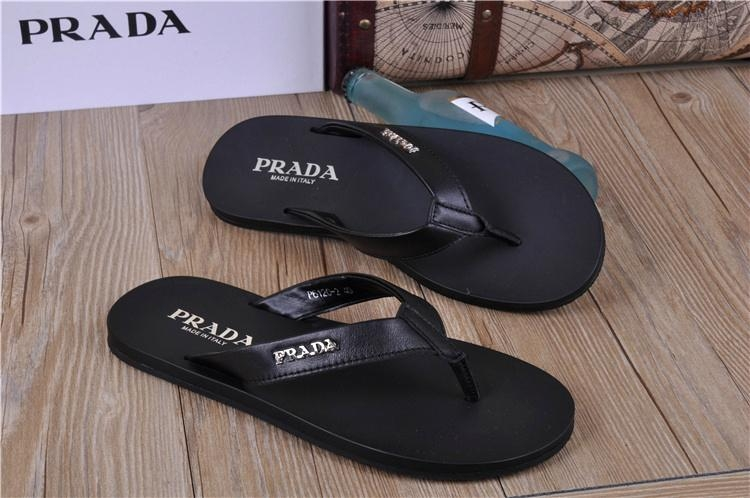 white prada slippers men flip flops fashion loafers