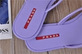 High quality slippers  loafers prada Man flip flops women slippers 9