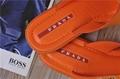 High quality slippers  loafers prada Man flip flops women slippers 10