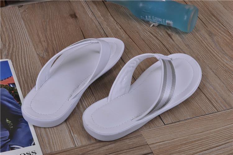 High quality slippers  loafers prada Man flip flops women slippers 18