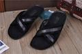 High quality slippers  loafers prada Man flip flops women slippers 17