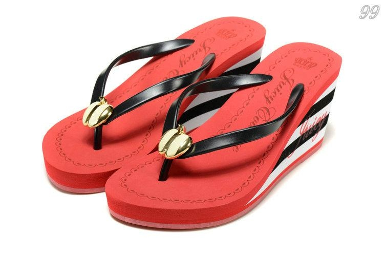 red shoes black juicy shoes women slippers fashion sandals