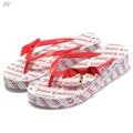 top sale women shoes juicy casual candy footwear slipper fashion flip flops