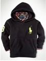 black hoodies new style coats polo coat