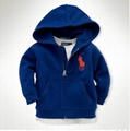 polo Children Sports suits sets kid hoodies fashion hoody warm sweaters hot sale