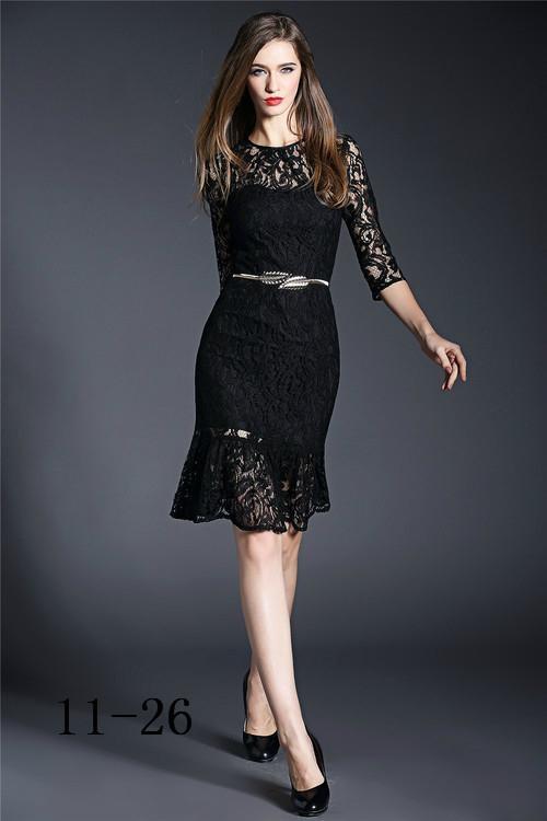 black women lace high quality dresses evening dresses